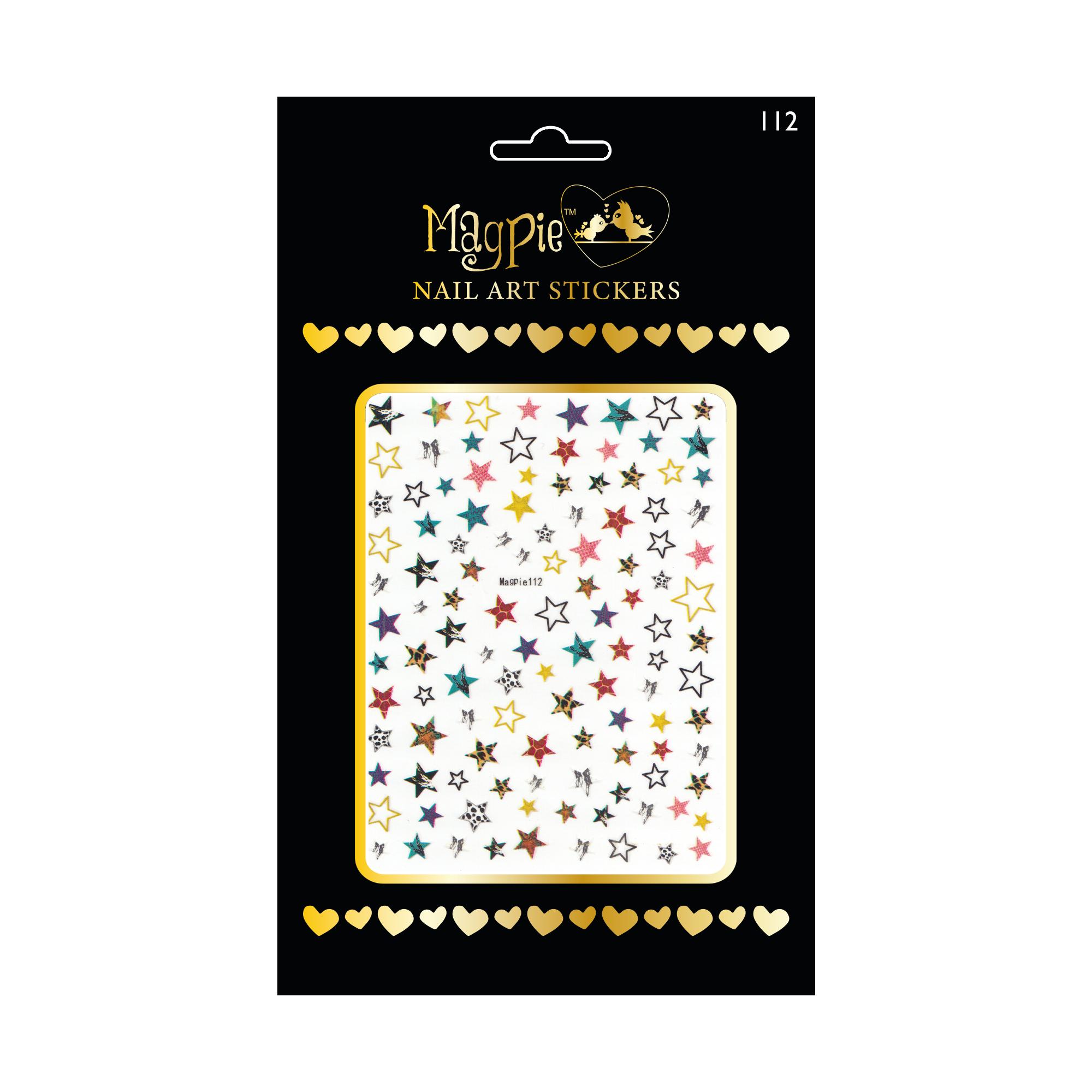 Magpie 112 stickers