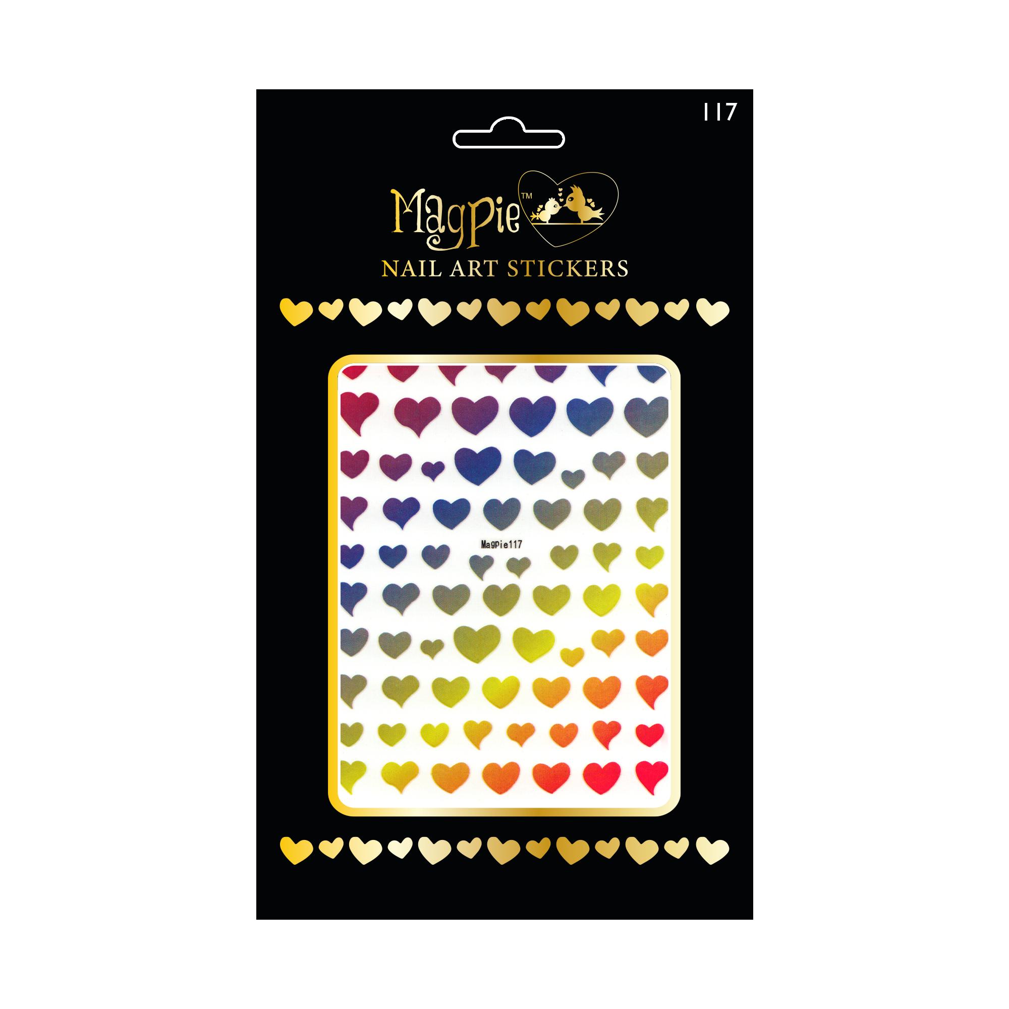 Magpie 117 stickers