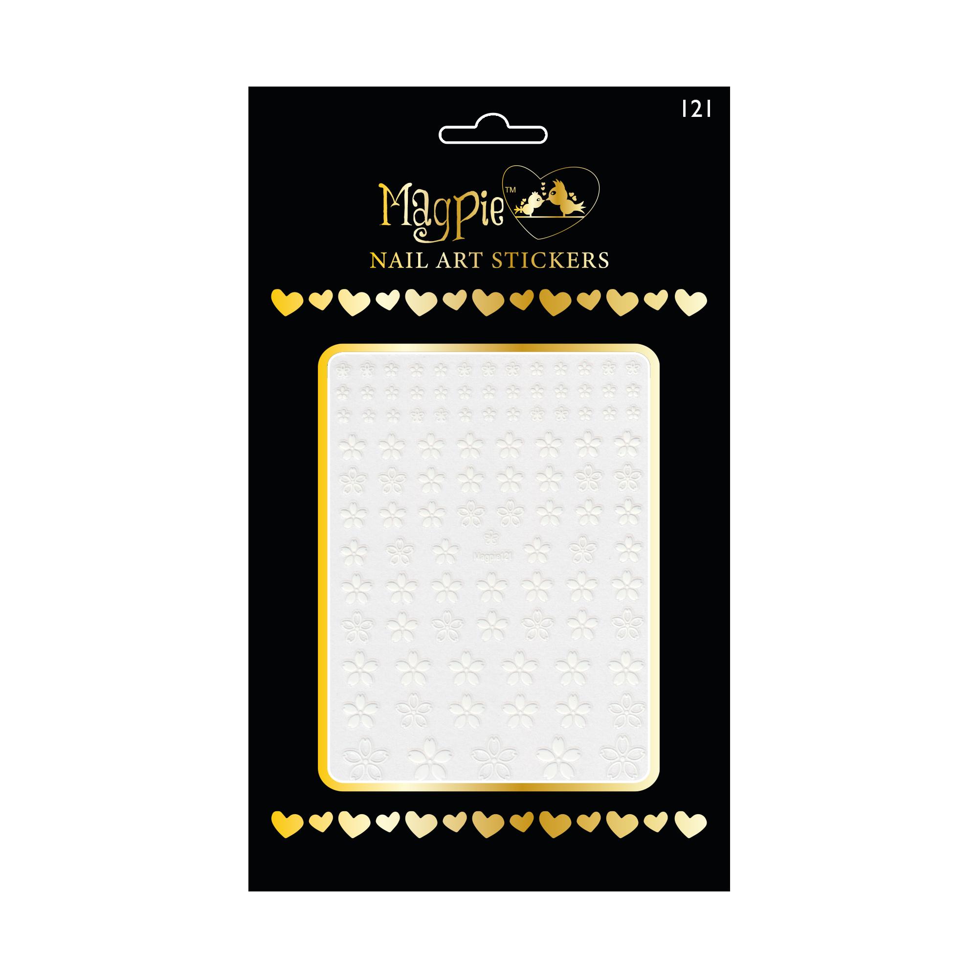 Magpie 121 stickers