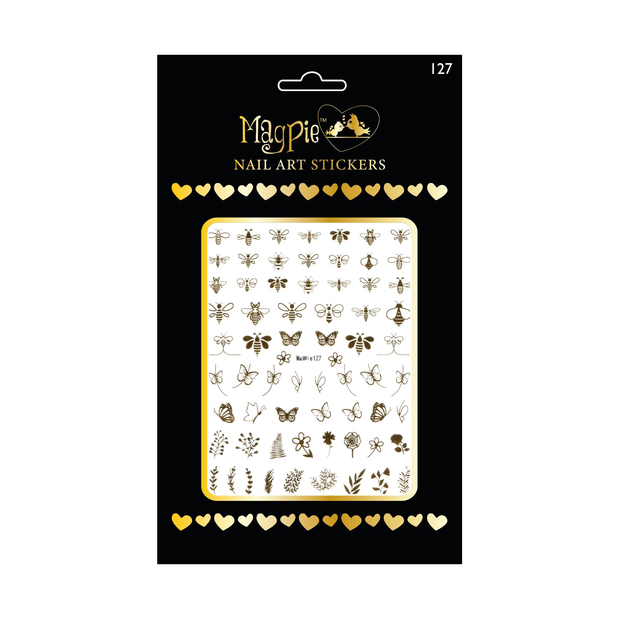 Magpie 127 stickers