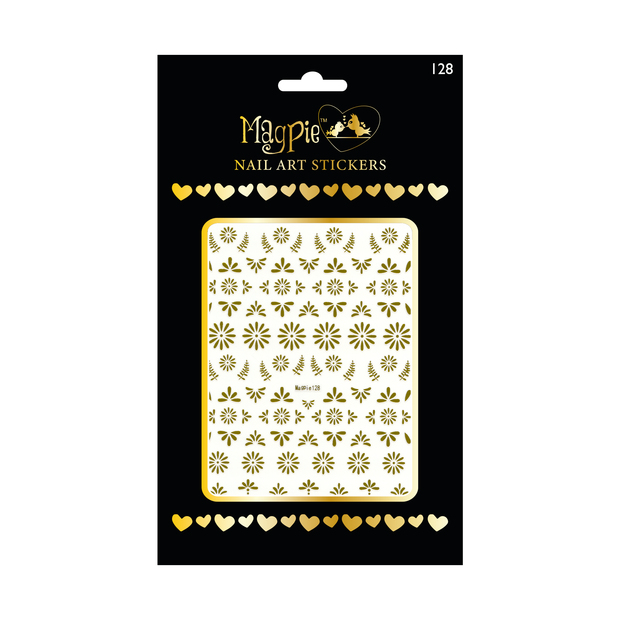 Magpie 128 stickers