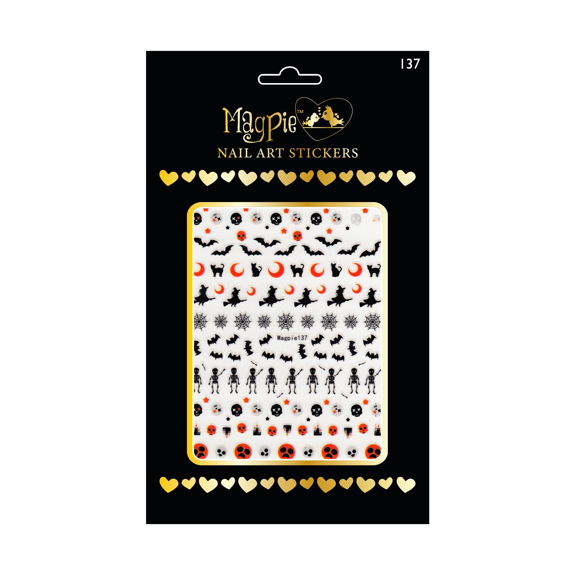 Magpie 137 stickers