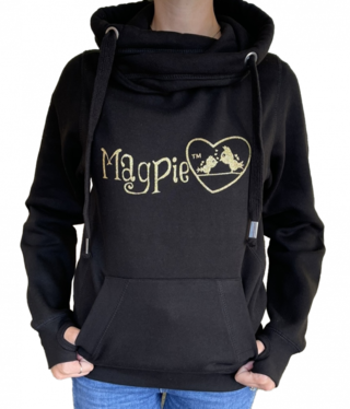 Magpie Magpie Glitter Hoodie