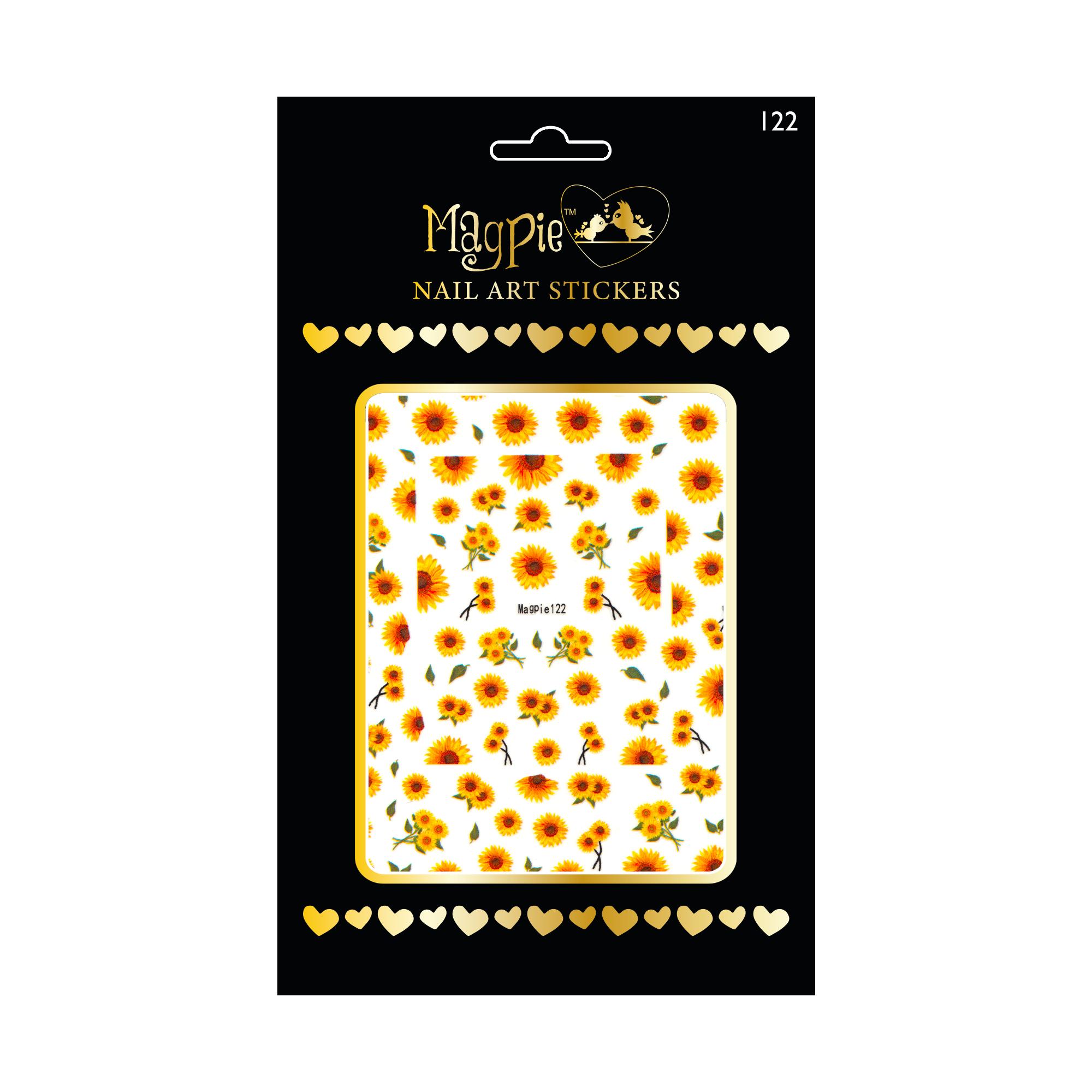Magpie 122 stickers