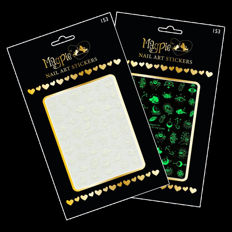 Magpie 152 stickers
