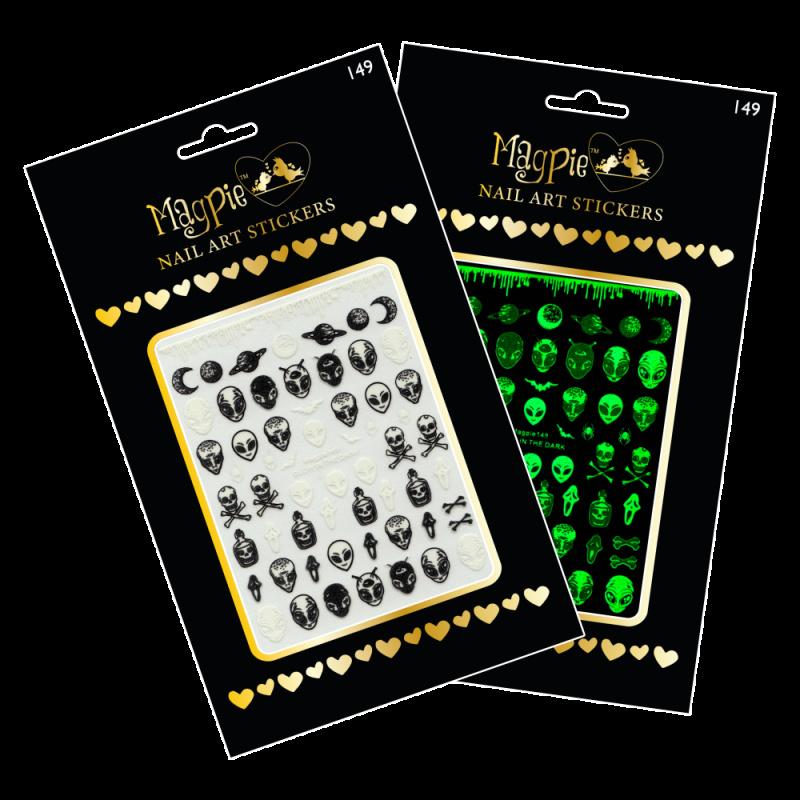 Magpie 149 stickers