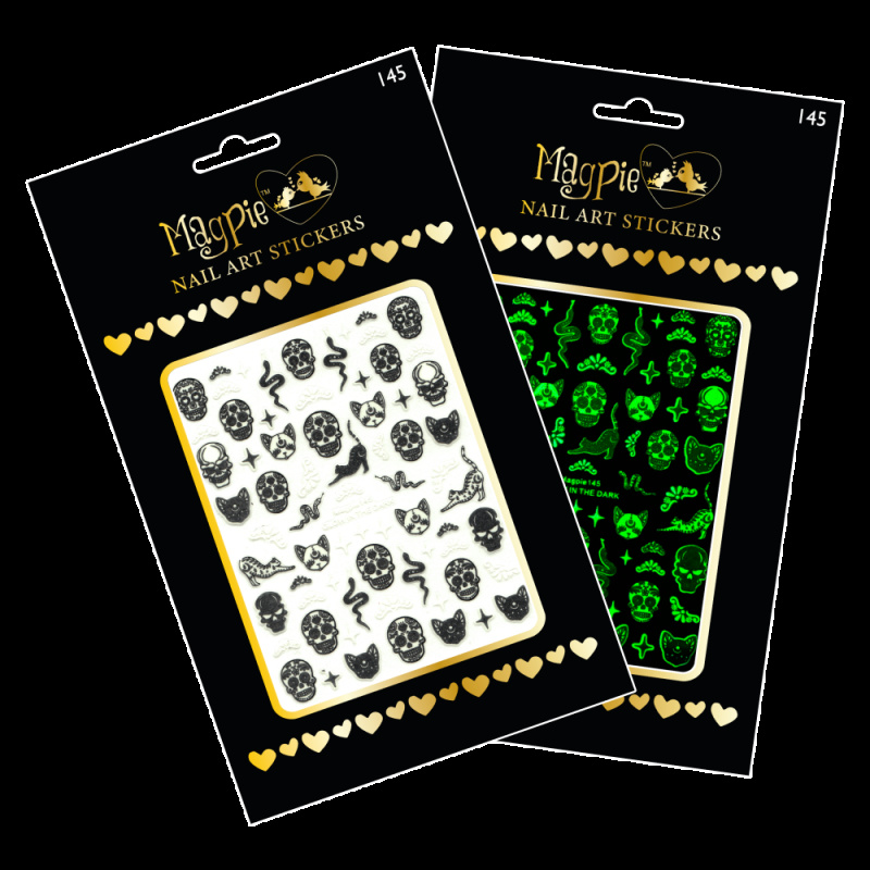 Magpie 145 stickers