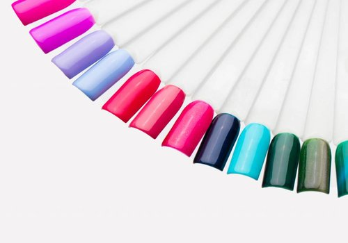 Gels de couleur et gels à effets
