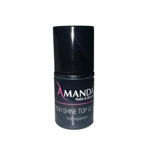 High Shine Top Gloss - transparent