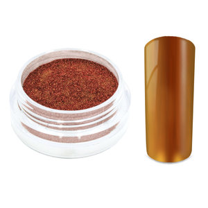 Chrome Powder Red  Gold