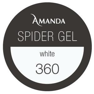 360/ Spider Gel White