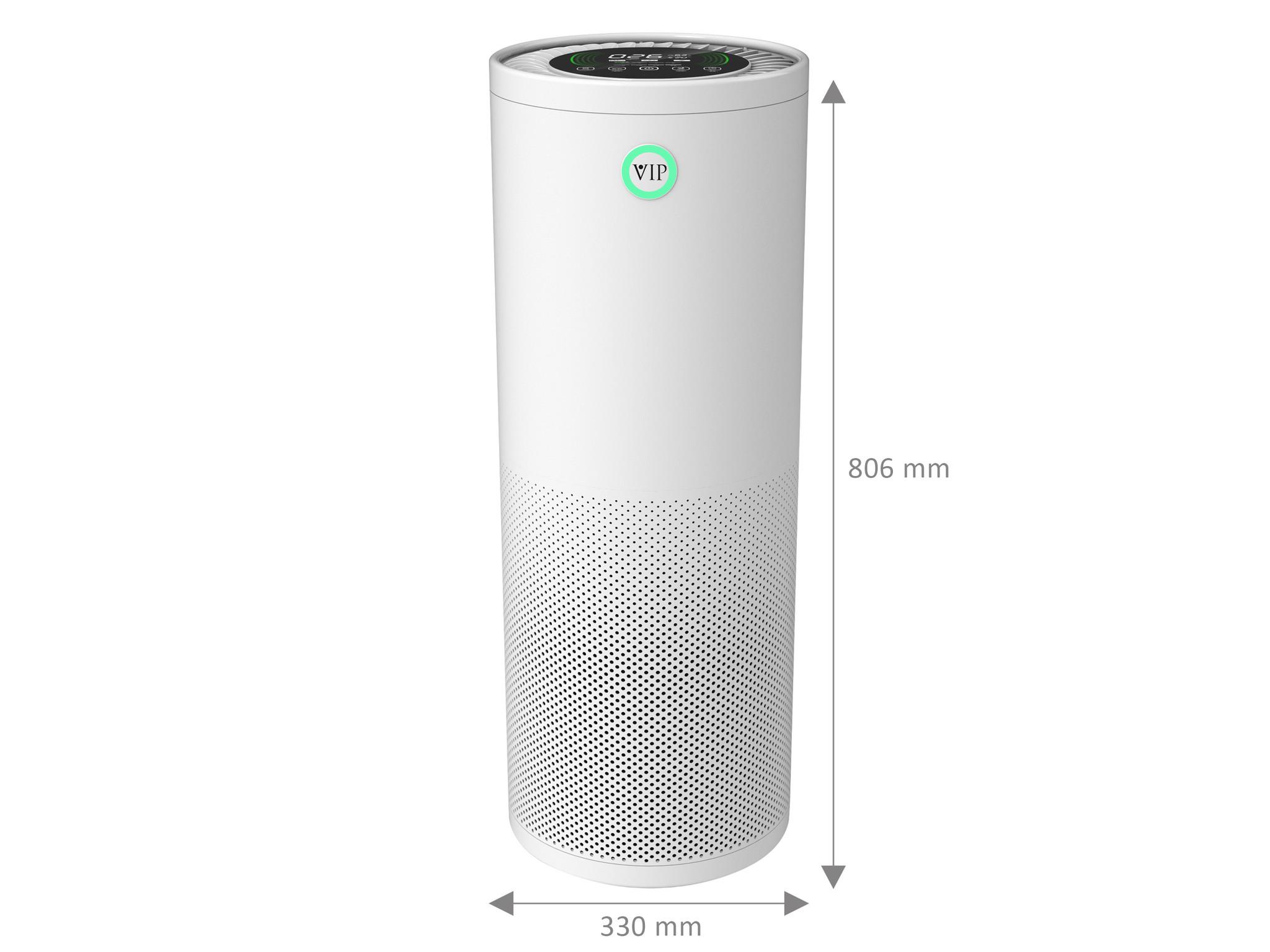 UVC Luftreinigungssystem