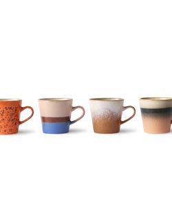 americano mug (set de 4)