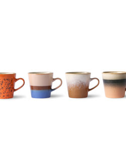 americano mug (set van 4)
