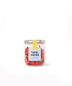 tafelwater aardbei/jasmijn/korenbloem