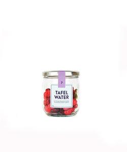 tafelwater cranberry/kers/rozemarijn
