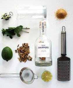 Cadeau box rum, whisky en gin