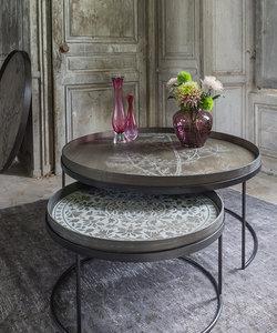 Ensemble bas de 2 tables de salon de Notre Monde - format XL