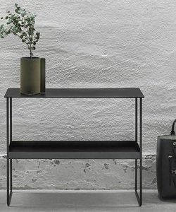 Table console noire