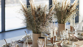 Gedekte tafel: hoe dek je je tafel na de feestdagen?