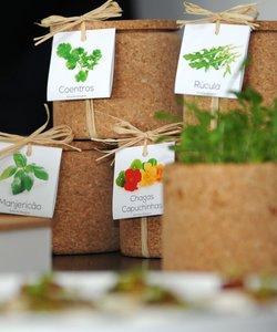 pot à épices bio - cadeau d'affaires