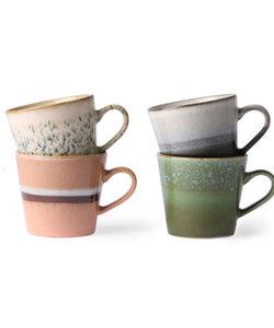 cappuccino mug (set van 4)