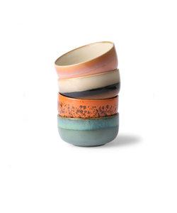 Dessert bowls - set van 4