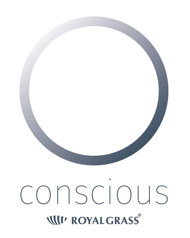 Royal Grass Conscious logo