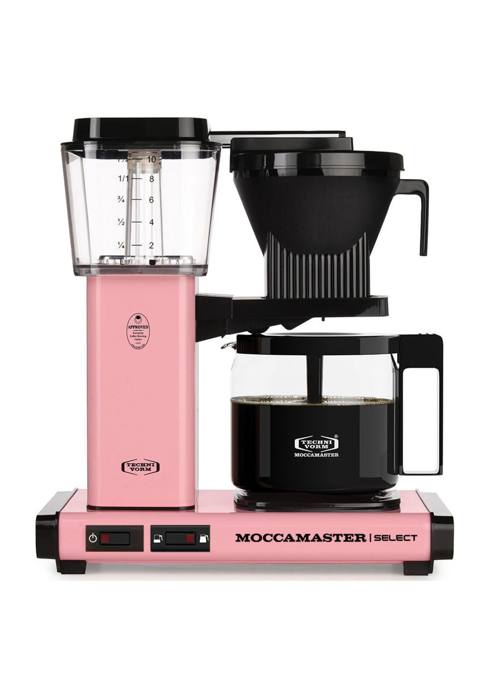 Mocca Master Moccamaster KBG741 AO Pink