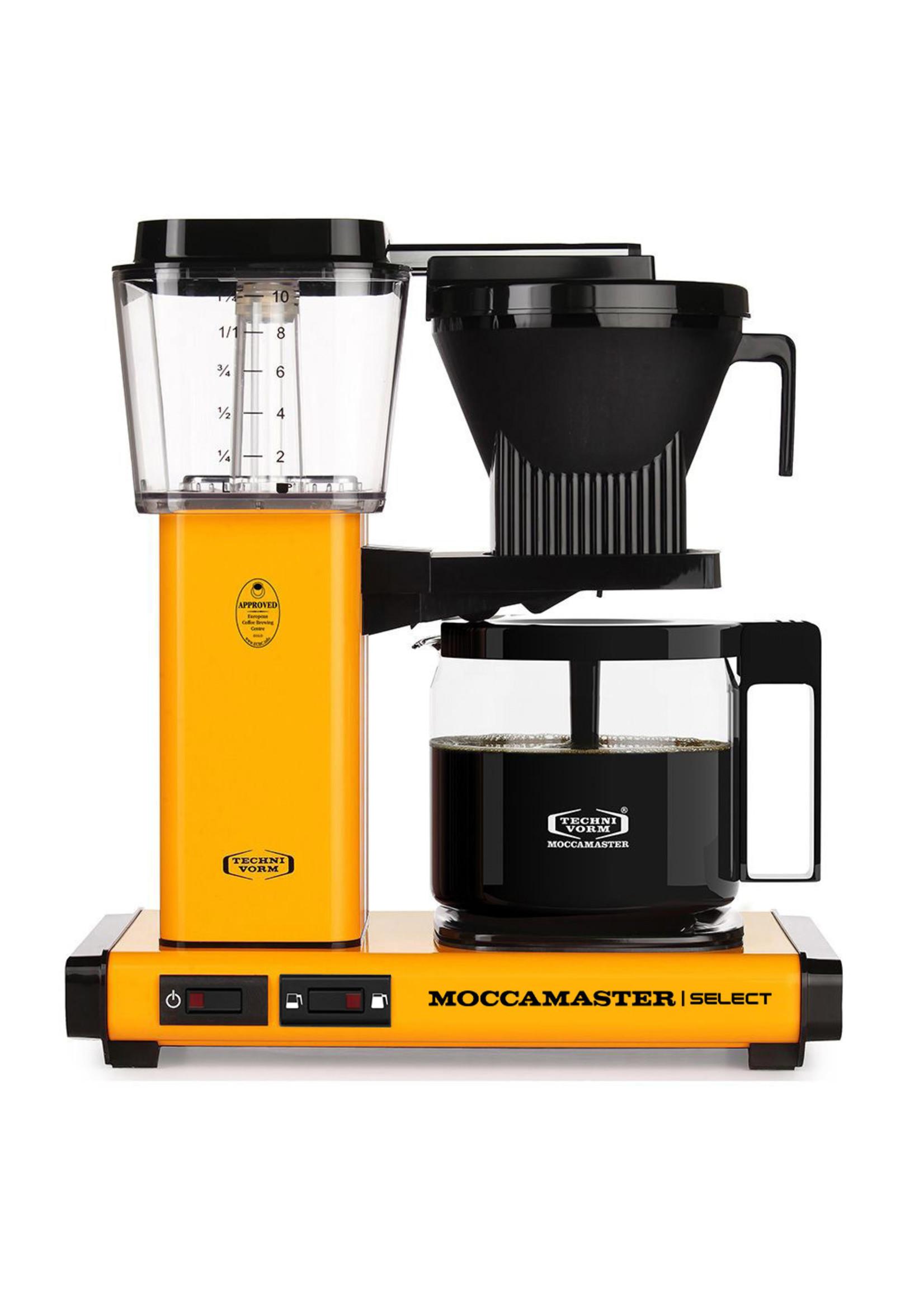 Mocca Master Moccamaster KBG741 AO Yellow Pepper