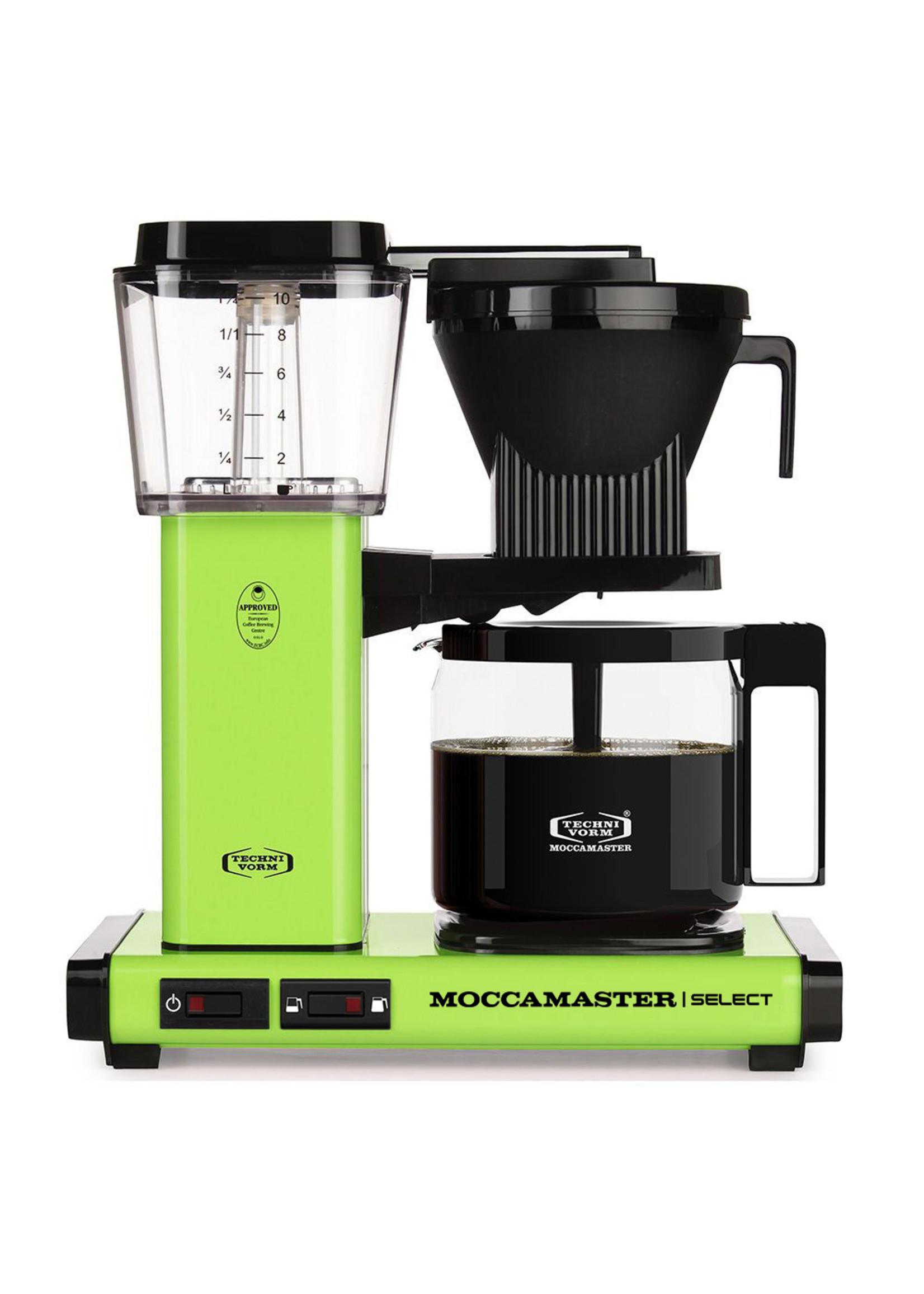 Mocca Master Moccamaster KBG741 AO Fresh Green