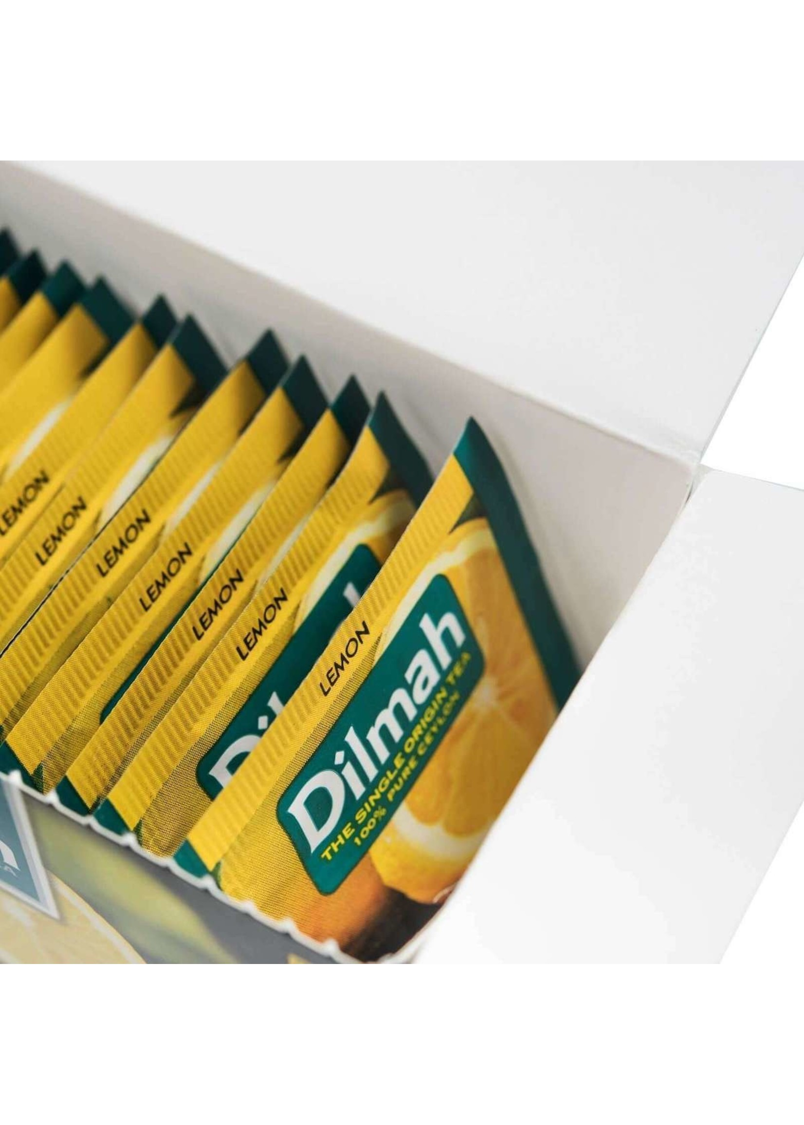 Dilmah Dilmah Lemon Flavoured Ceylon Black Tea