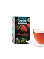 Dilmah Strawberry Flavoured Ceylon Black Tea