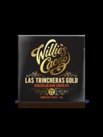 Willie's cacao Willie's Cacao Las Trincheras Gold Venezuelan 72%