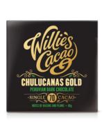 Willie's cacao Willie's Cacao Chulucanas Gold Peruvian 70%