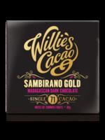 Willie's cacao Willie' Cacao Sambirano Gold Madagascan 71%