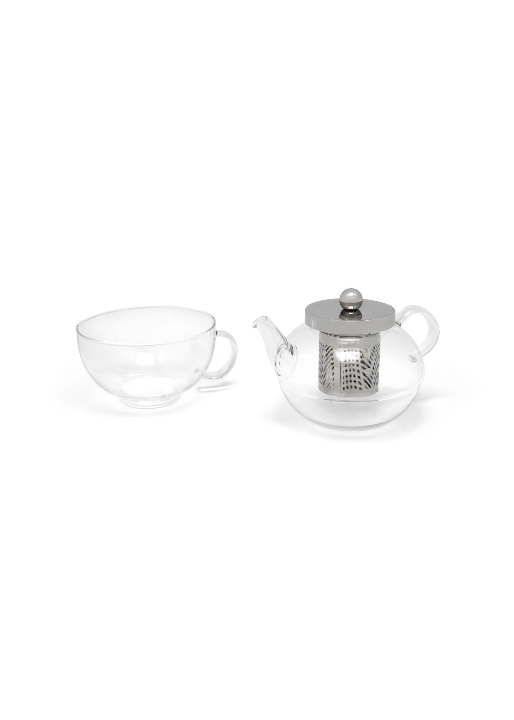Bredemeijer Bredemeijer Tea for one Modena enkelwandig glas 500ml