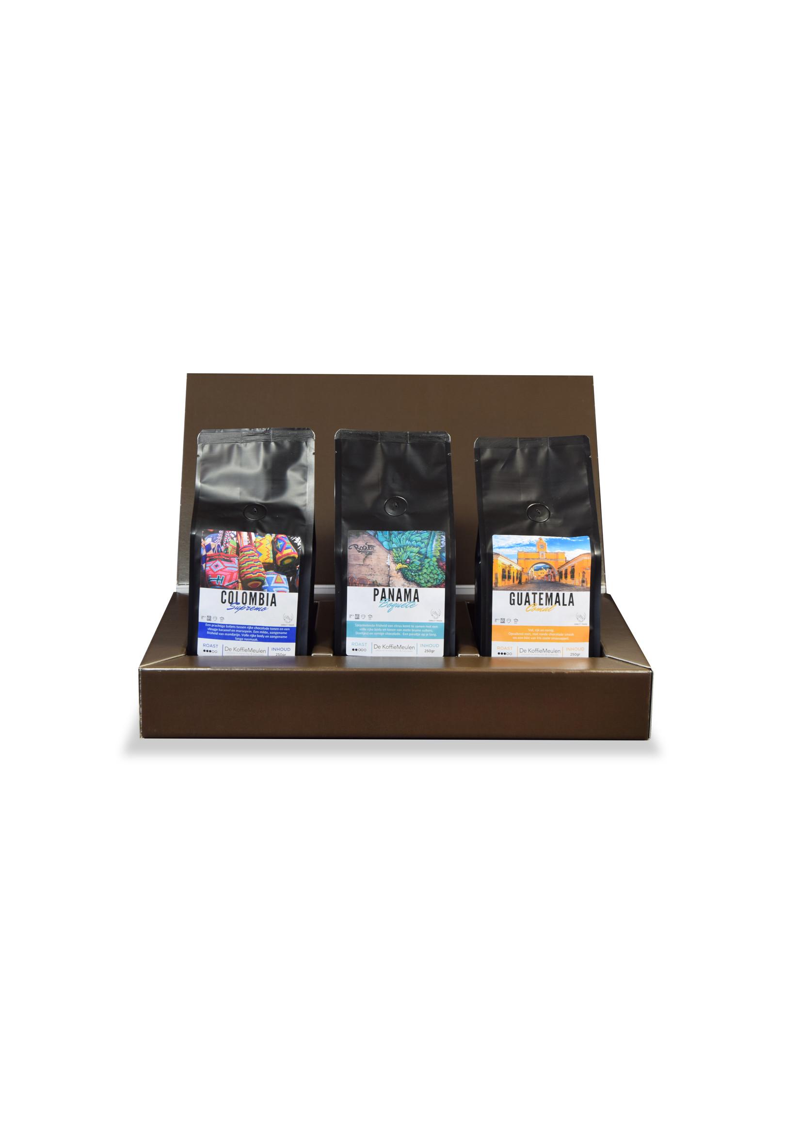De KoffieMeulen Koffie Box Direct trade avontuur