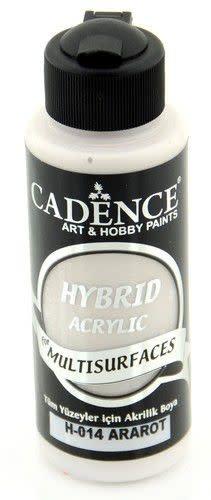 Cadence Cadence Hybride acrylverf (semi mat) Arrowroot 01 001 0014 0120  120 ml