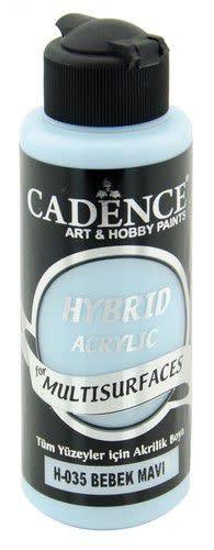 Cadence Cadence Hybride acrylverf (semi mat) Baby blauw 01 001 0035 0120 120 ml (07-20)