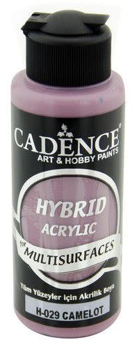 Cadence Cadence Hybride acrylverf (semi mat) Camelot bruin 01 001 0029 0120 120 ml (07-20)
