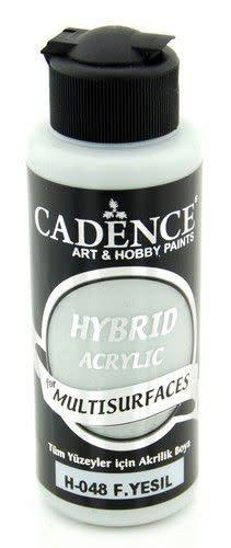 Cadence Cadence Hybride acrylverf (semi mat) Fijn groen 01 001 0048 0120  120 ml