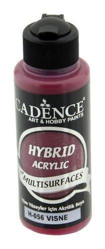 Cadence Cadence Hybride acrylverf (semi mat) Kers 01 001 0056 0120  120 ml