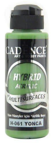 Cadence Cadence Hybride acrylverf (semi mat) Klaver 01 001 0061 0120 120 ml (07-20)