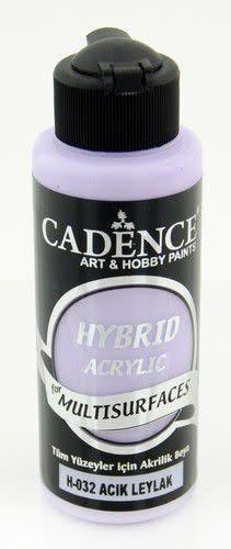 Cadence Cadence Hybride acrylverf (semi mat) Light mauve 01 001 0032 0120  120 ml