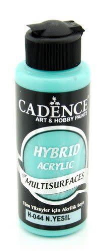Cadence Cadence Hybride acrylverf (semi mat) Mintgroen 01 001 0044 0120  120 ml
