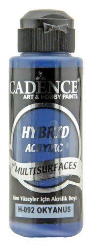 Cadence Cadence Hybride acrylverf (semi mat) Oceaan 01 001 0092 0120 120 ml (07-20)
