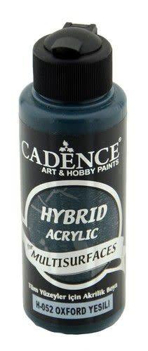 Cadence Cadence Hybride acrylverf (semi mat) Oxford groen 01 001 0052 0120  120 ml