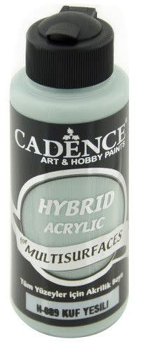 Cadence Cadence Hybride acrylverf (semi mat) Schimmel groen 01 001 0089 0120 120 ml (07-20)