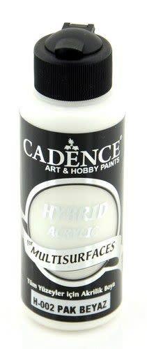 Cadence Cadence Hybride acrylverf (semi mat) Puur wit
